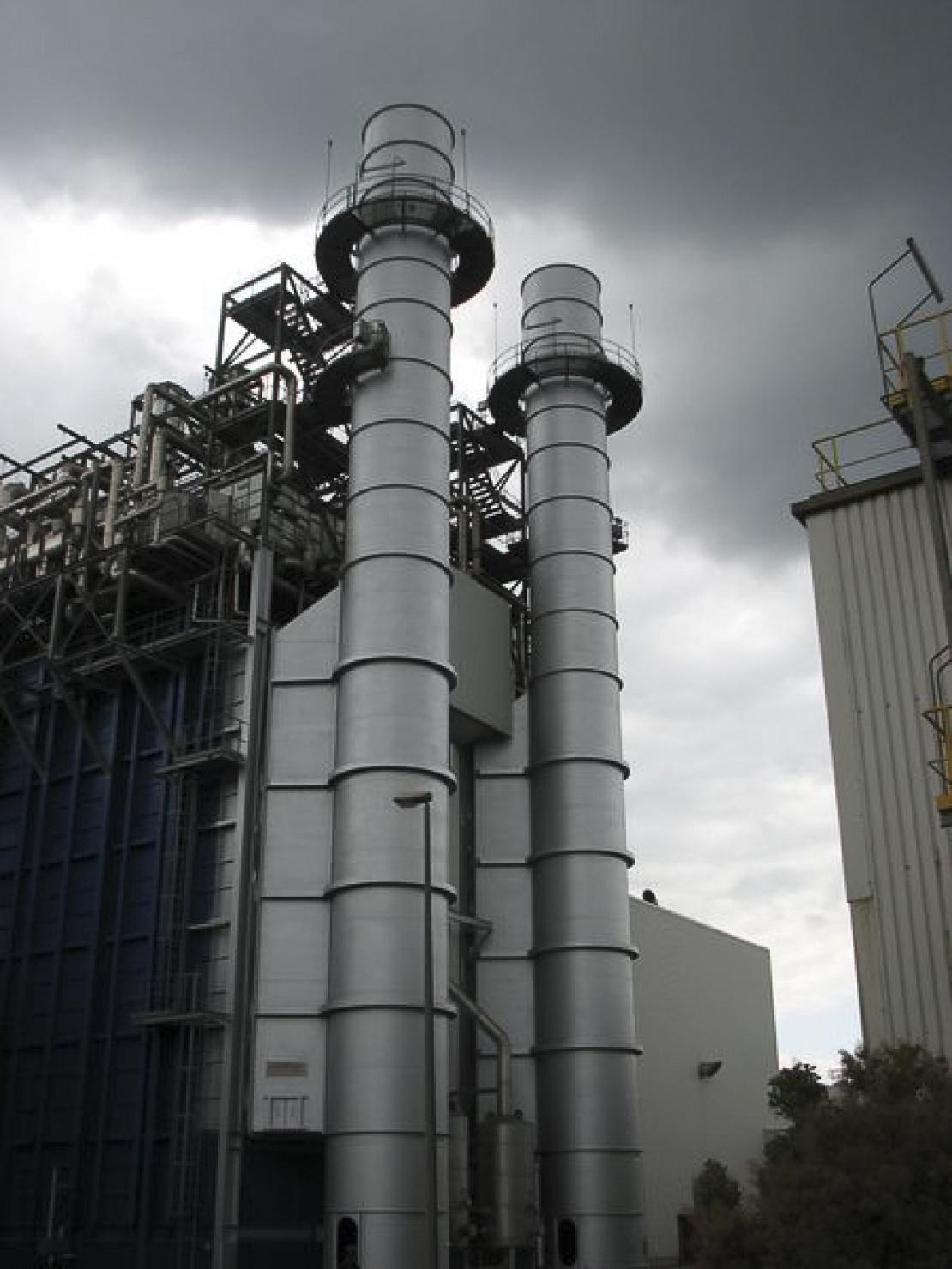 Zabezpieczenie antykorozyjne kominów