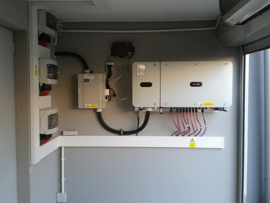 Montaż instalacji fotowoltaicznej 49,92 kW