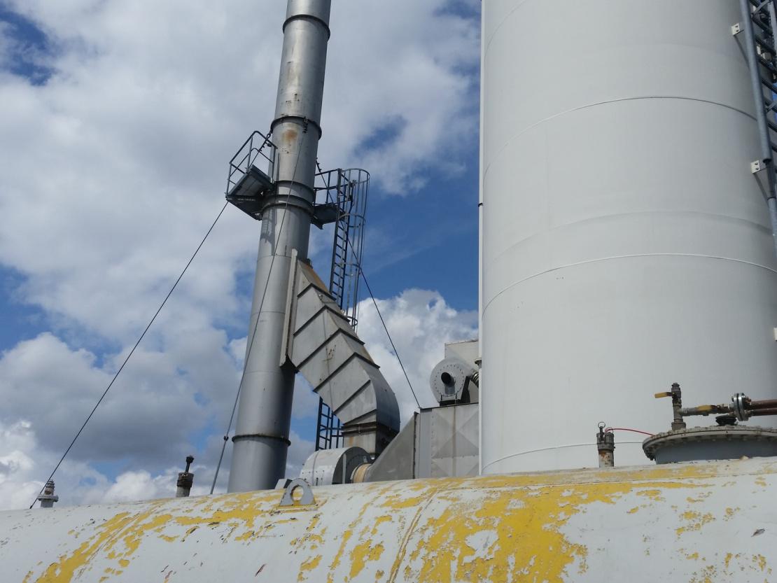 Zabezpieczenie antykorozyjne konstrukcji stalowych